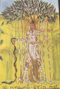 Carte Dei Nat - Selene Calloni Williams, illustrazioni Scapini